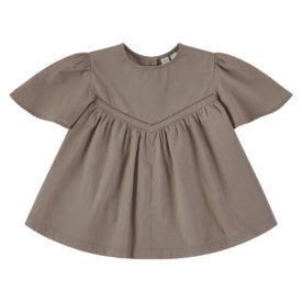 Little Cotton Clothes Adeline Blouse – in oat
