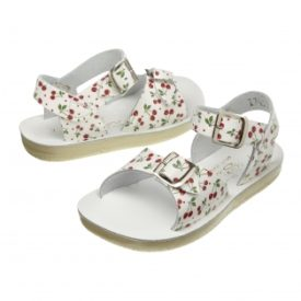 Salt-Water Cherry Sweetheart Sandals