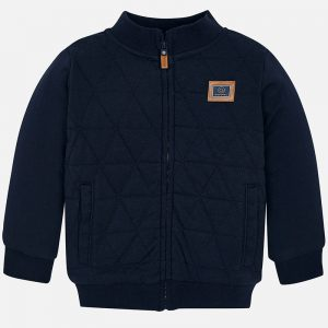 Mayoral Padded Navy Jacket
