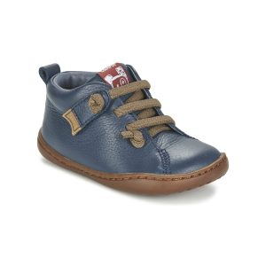 camper-toddler-navy-shoe-brown-lace-rubber-sole