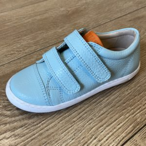 Light_blue_shoe_wooden_floor_kids