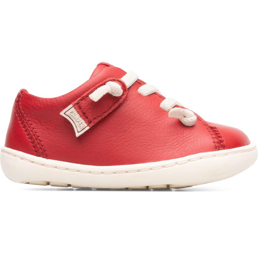 Camper Peu Cami Red First walking Shoe