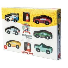 LE TOY VAN Monte Carlo Vehicle Set