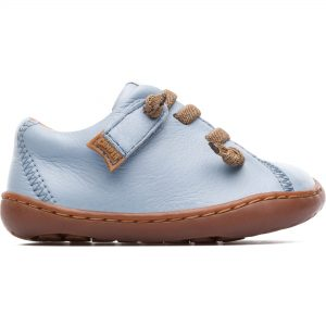 camperpeu_baby_blue_brown_lace_side_shoe