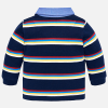 Mayoral striped long sleeve