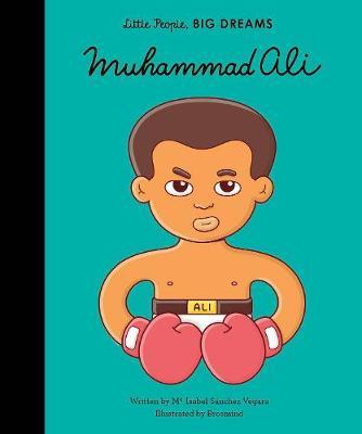 Little People Big Dreams Muhammad