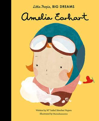 Little People Big Dreams Amelia