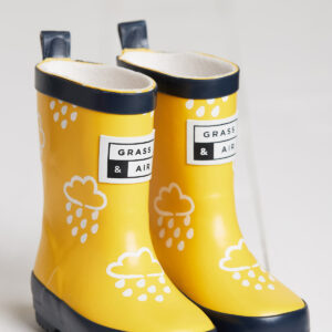 Yellow_wellies_kids_raindrops_raindrops