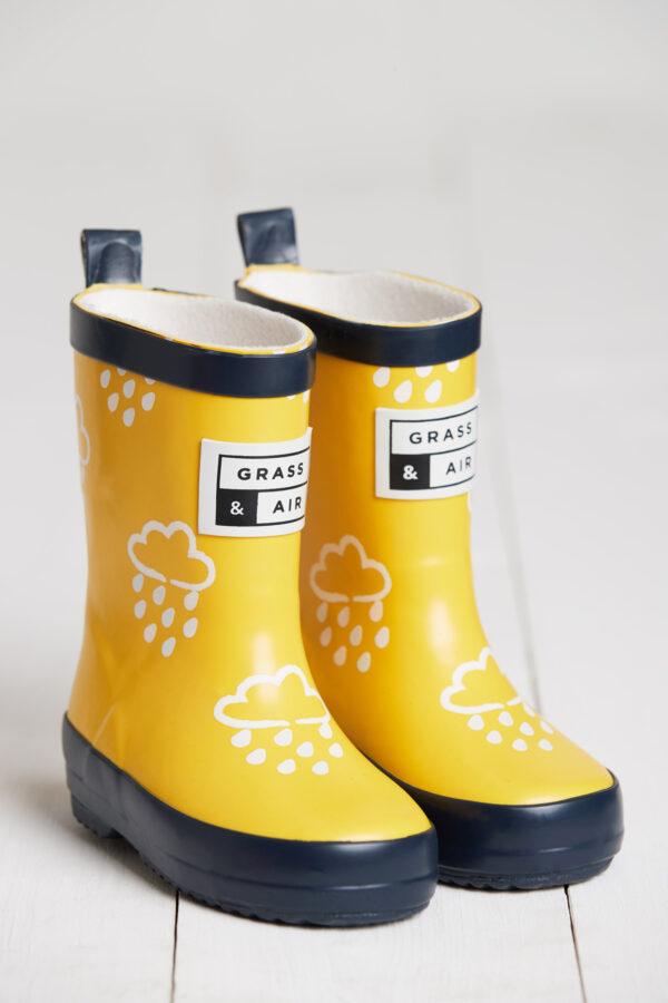 Yellow_wellies_kids_raindrops_raindrops