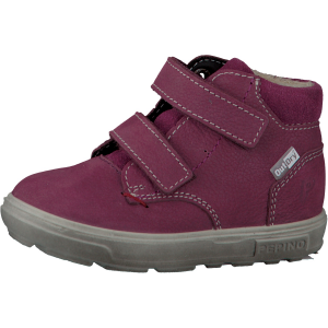 purple-childrens-ankle-boot-two-velcro-straps-leather-material