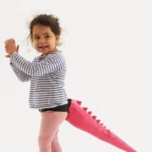 Tell Tail's Pink Dinosaur