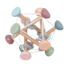 Jabadabado Wooden Activity Ball