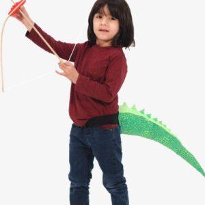 Tell Tail's Green Dinosaur