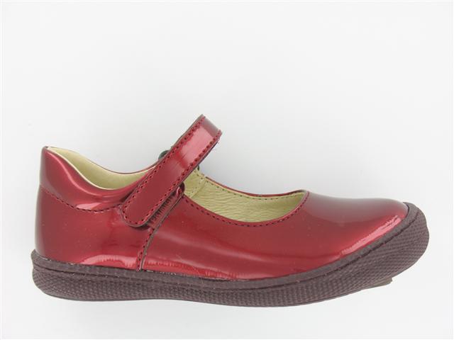 Primigi Ruby Red Mary Jane Patent Shoe