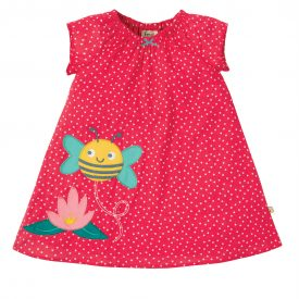 Frugi Amy Applique Dress