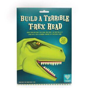 Clockwork Soldier Build a T-Rex Head
