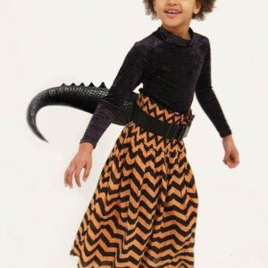 Tell Tail's Black Dinosaur