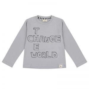grey-kids-top-change-the-world-long-sleeve-top-round-neck