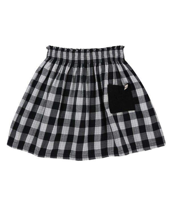 reversible-check-skirt-girls-black-and-white-monochrome-organic-cotton