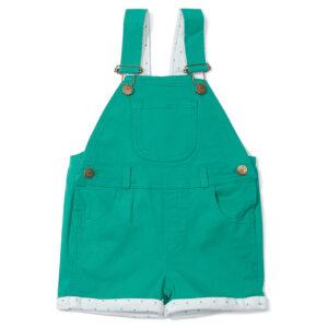 dottydungareesemerald_green_shorts_Prouct