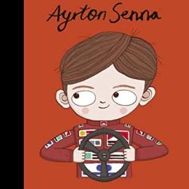 Little People Big Dreams – Ayrton Senna
