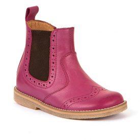 Froddo Fushia Chelsea Boot