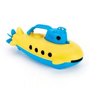 Greentoy_submarine_yellow
