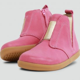 Bobux Signet Rose Leather Ankle Boot