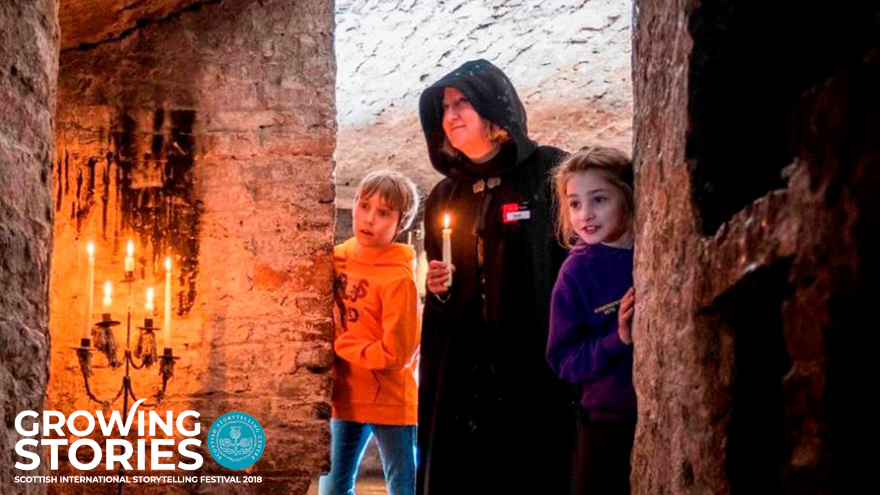 Treehouse guide to what's on this Halloween in and around Edinburgh - Treehouse Childrenswear