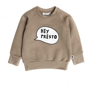 hey-prsto-jumper-caramel-kids-white-speech-bubble