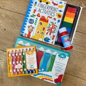 Surprise Activity Bundle of arts, crafts, puzzles worth £27.50