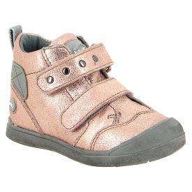 Noel Mini Oreky Rose Metallic Ankle Boot