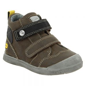 noel-mini-osaky-brown-ankle-boot-grey-toe-bumper-black-straps-yellow-tab