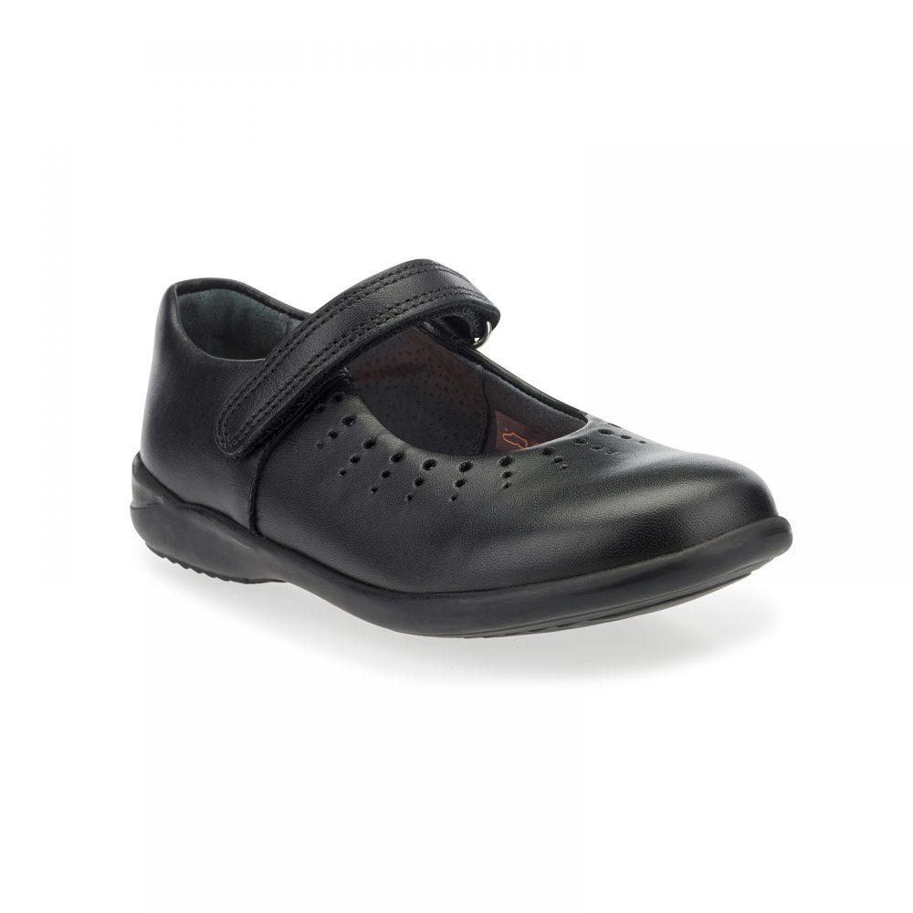 ee555d88d13 Start-Rite Mary Jane - New Girls Black School Shoe