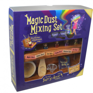 Irish Fairy Door Fairy Dust Mixing Set