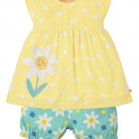 Frugi Waterfall Woven Outfit