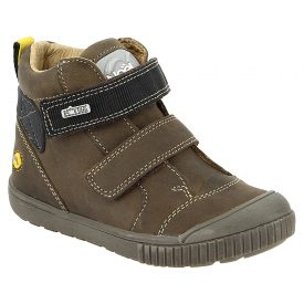 Noel Oslo Marron Leather Ankle Boot