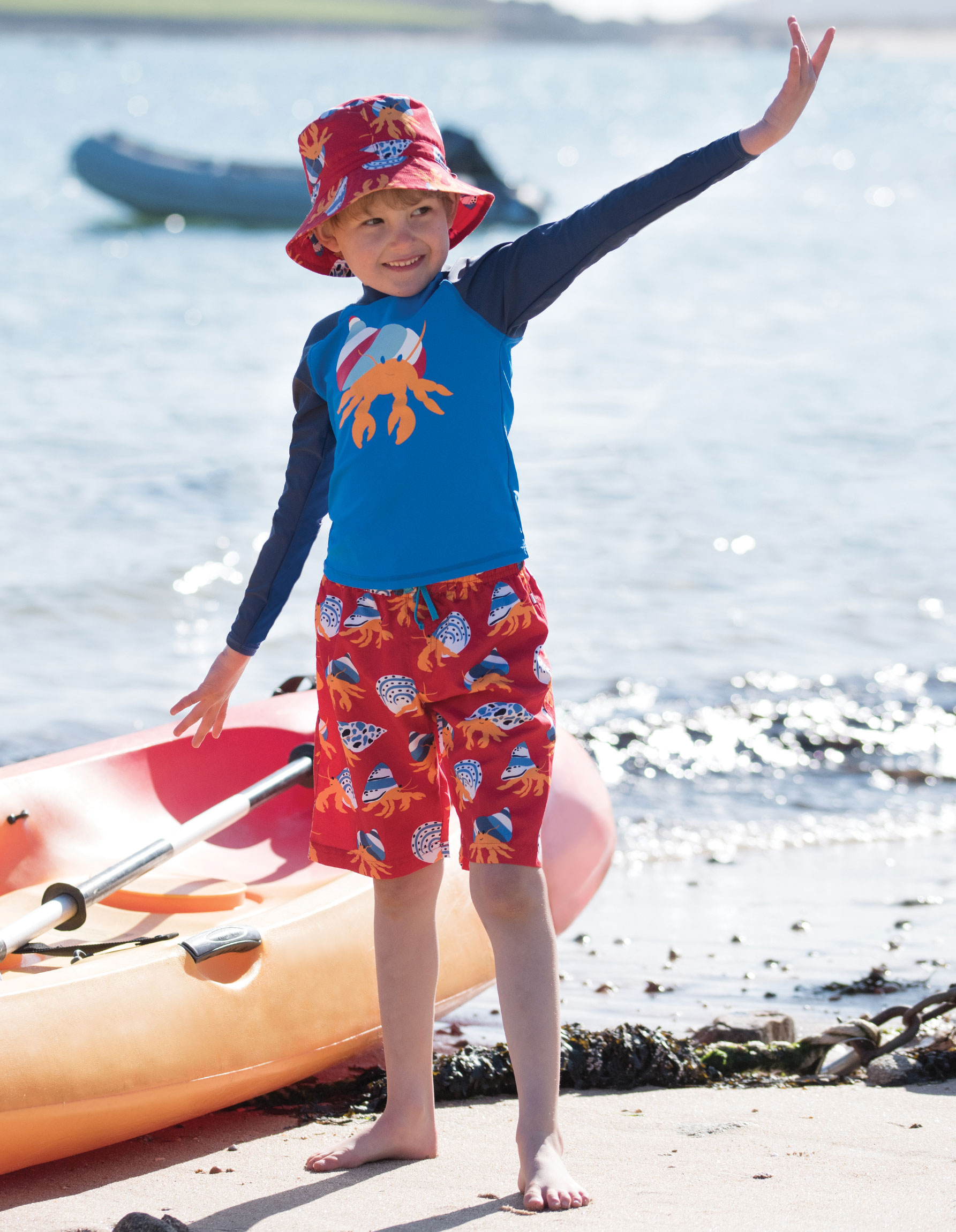 Treehouse's Tips for Holidaying with Kids - Treehouse Childrenswear