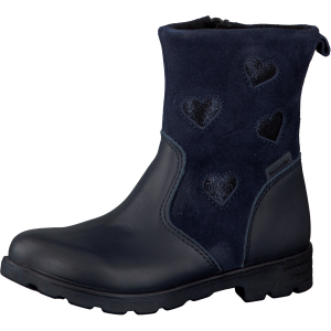 ricosta-girls-leather-navy-boot-loveheart-suede