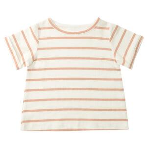 dottydungareespink_stripe_short_tshirt
