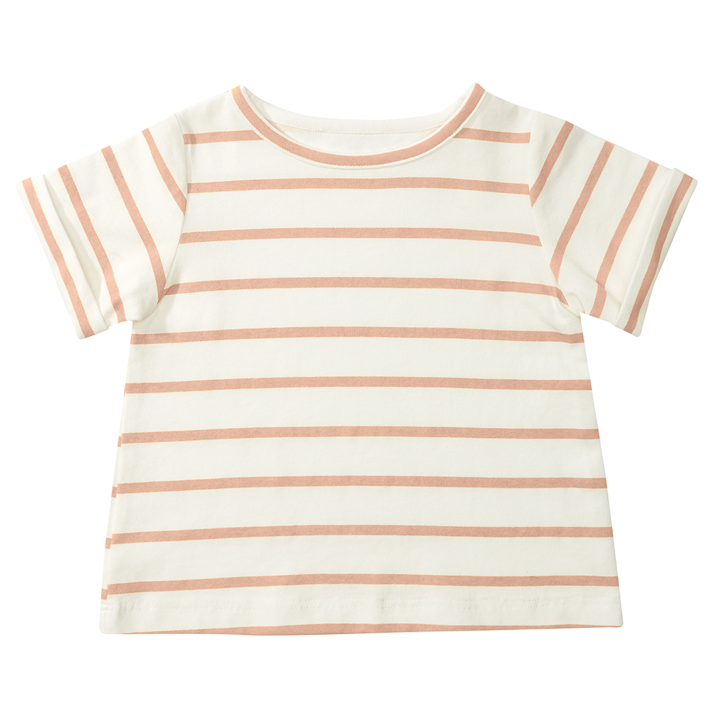 a22609bce Home Products Dotty Dungarees Pink Stripe Short Sleeve T-shirt.  dottydungareespink_stripe_short_tshirt.  dottydungareespink_stripe_short_tshirt