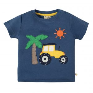 Frugi Little Creature Tractor