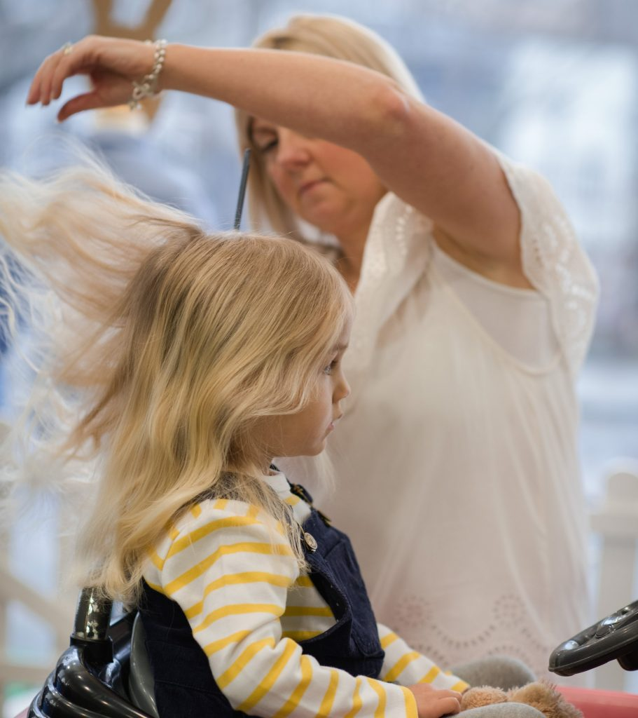 Childrens Haircuts In Edinburgh Book An Appointment