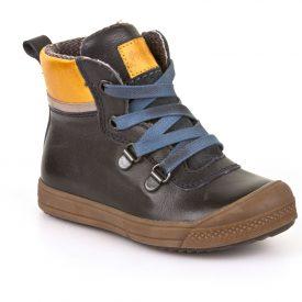 Froddo Teddy Navy Blue Lace Waterproof Ankle Boot