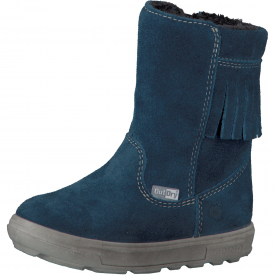 Ricosta Aileen, Peacock Blue Outdry Boot