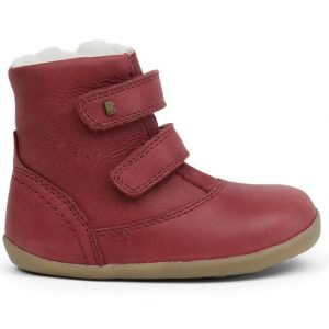 Bobux-Aspen-Big-Red-Boot-Two-Velcro-Caramel-Sole-Fleece-Lined-Kids-Winter-Boot