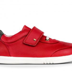 Red_leather_bobux_Ryder_shoe