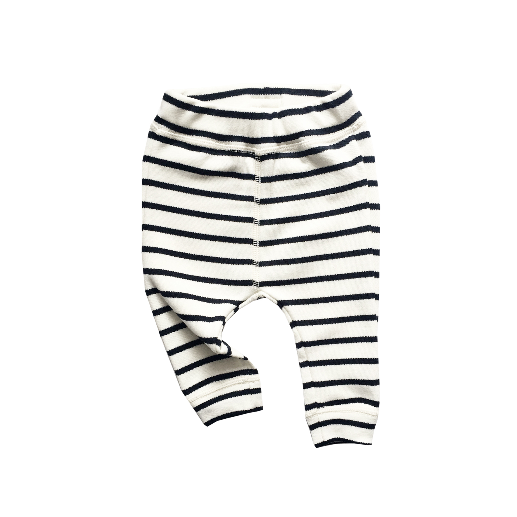 91947ce7f Organic Zoo Breton Stripe Jersey Leggings - Treehouse Childrenswear