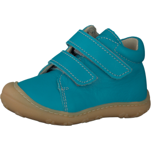 ricosta_ronny_blue_velcro_tan_kids_shoe