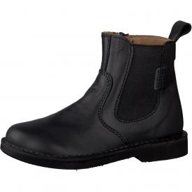 Ricosta Darryl Black Zip Chelsea Boot